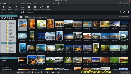 Magix Photo Manager 16 Deluxe Crack