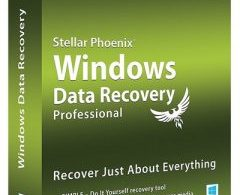 Stellar Phoenix Windows Data Recovery Pro Crack