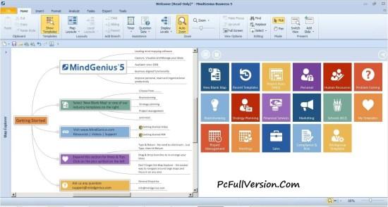 MindGenius Business 6 Crack Keygen Full Free Download