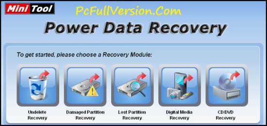 MiniTool Power Data Recovery Registration Key