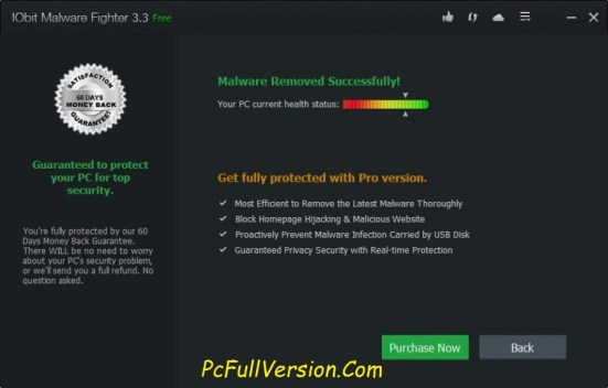 iObit Malware Fighter PRO Crack + Serial Key Free Download