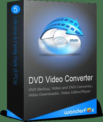 WonderFox DVD Video Converter Crack + License Key Download