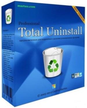 Total Uninstall PRO 6 Crack Free Download