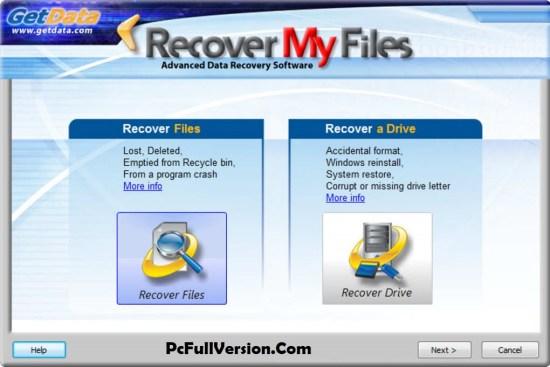 Recover My Files Keygen