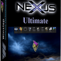 Winstep Nexus Ultimate 19.2 Crack + Serial Key Free Download