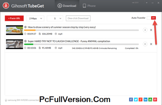 Gihosoft TubeGet Pro Activation Key