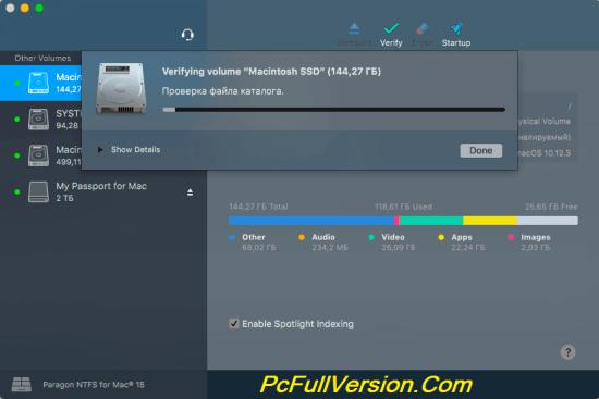 Paragon NTFS Keygen