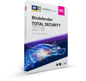 Bitdefender Total Security 2018 Crack With Activation Code