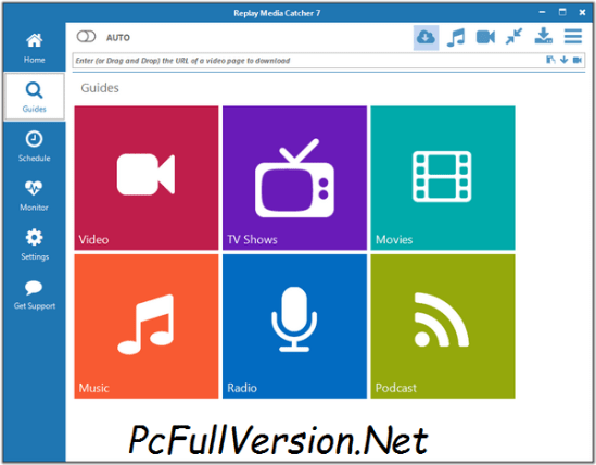 Replay Media Catcher 7 Crack Patch + Serial Key Download