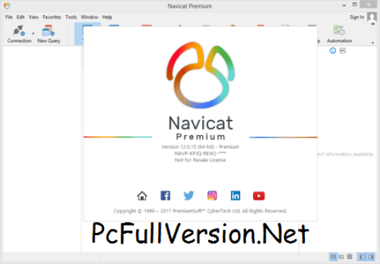 Navicat Premium 12 Crack + Serial Key Full Free Download
