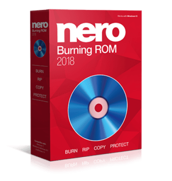 Nero Burning Rom 2018 Crack & Serial Number Download