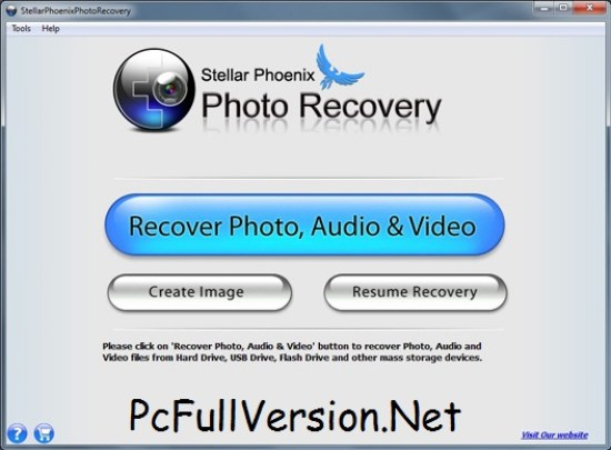 Stellar Phoenix Photo Recovery 7.0 Key With Crack Download