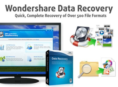 Wondershare Data Recovery Crack + Registration Code Full Version