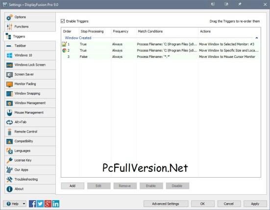 DisplayFusion PRO 9.1 Crack