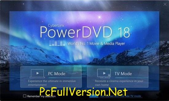 CyberLink PowerDVD 18 Ultra Serial Key