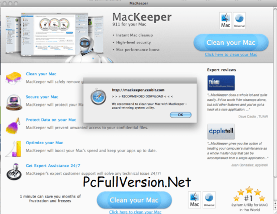 Mackeeper Crack with Activation Code Download
