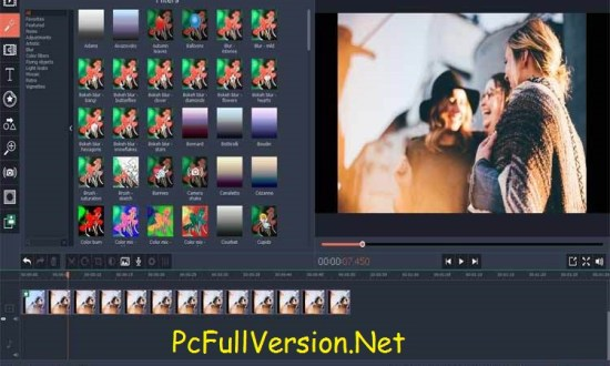 Movavi Video Editor Serial Key