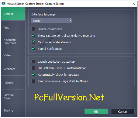 Movavi Screen Capture Studio Crack Full Activation Key