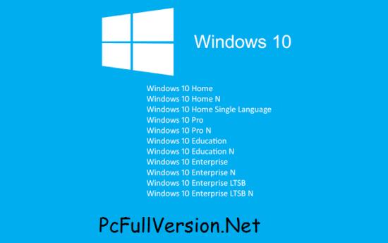 Windows 10 AIO Free Download