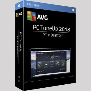 AVG PC TuneUp 2018 Crack