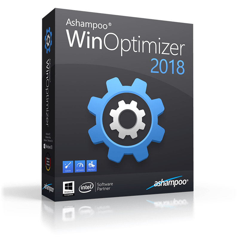 Ashampoo WinOptimizer 2018 Crack + License Key Full Version