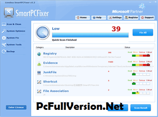 SmartPCFixer Crack Download
