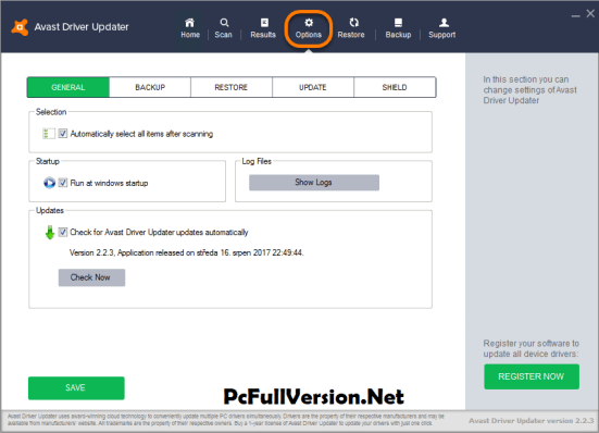 Avast Driver Updater 2019 License Key