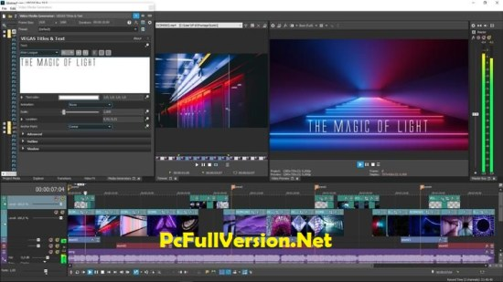 Sony Vegas Pro Serial Number