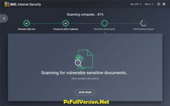 AVG Internet Security License Key Crack Download