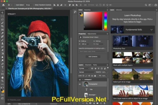 Adobe Photoshop CC 2020 Serial Key
