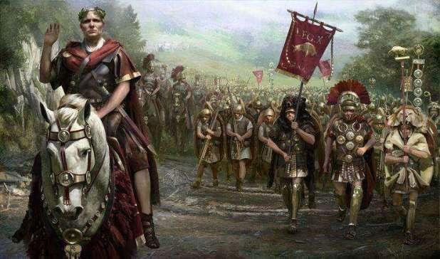 Total War: Rome 2 Caesar in Gaul