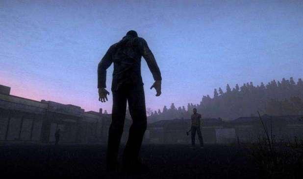 תמונה מהמשחק, יכול לפעמים להפחיד קצת. h1z1.com