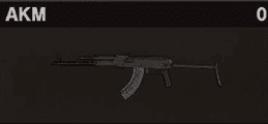 רובה ה AKM של ה Insurgents