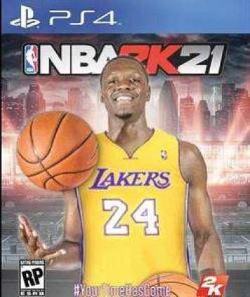 NBA 2K15 ELFRID PAYTON