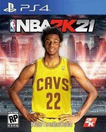 NBA 2K15 Andrew Wiggins