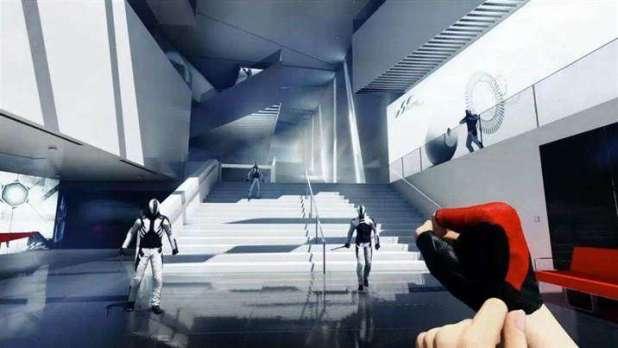 Mirror's Edge  החדש יתרכז בלחימה מגוף ראשון