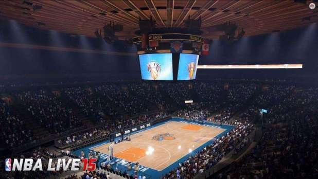 NBA LIVE 15 ARENA