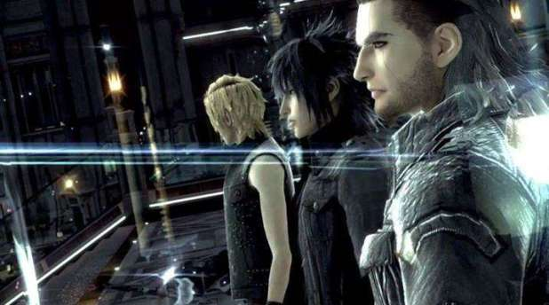 Final Fantasy 15 עם סרטון משחקיות ראשון