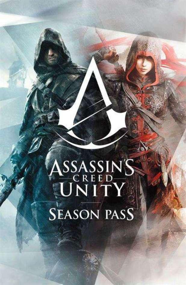 ה-Season Pass החדש של המשחק Assassin's Creed Unity