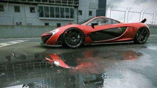 מכונית מתוך המשחק, איכות מדהימה מצפה לנו בחודש נובמבר