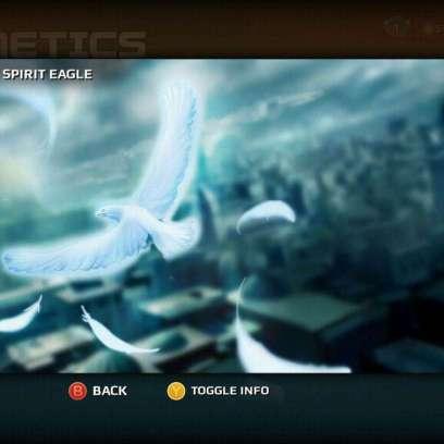 """""""חיית המחמד"""" Spirit Eagle בעדכון החדש של המשחק AirMech Arena"""