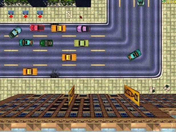 ההתחלה- Grand Theft Auto המקורי
