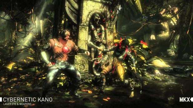Mortal Kombat X Gameplay1