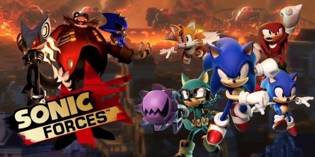 Sonic Forces Torrent Download v1.04.79 + All DLCs (Crack)