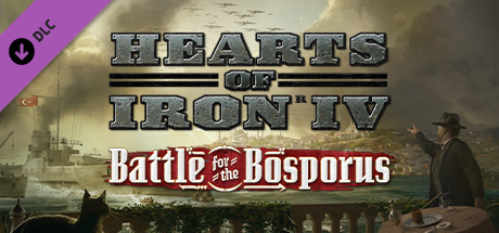 Hearts of Iron IV Battle for the Bosporus Download PC Game