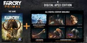 Far Cry Primal Apex Edition Pc Game Crack