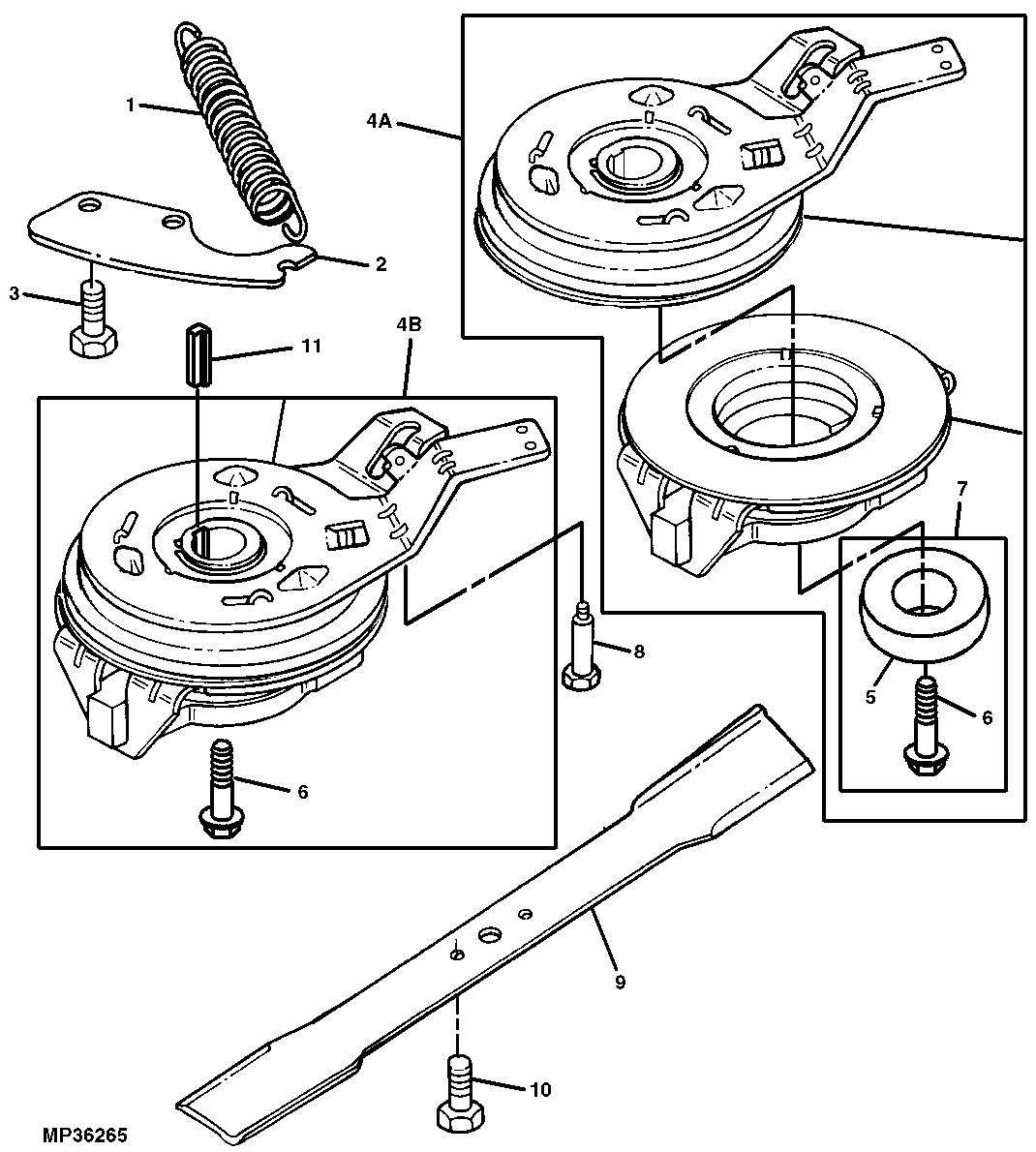 John Deere Jx75 Belt