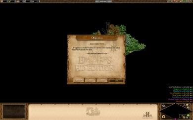 Age of Empires II HD PC gameplay screenshot