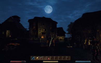 Gothic 3 PC gameplay screenshot