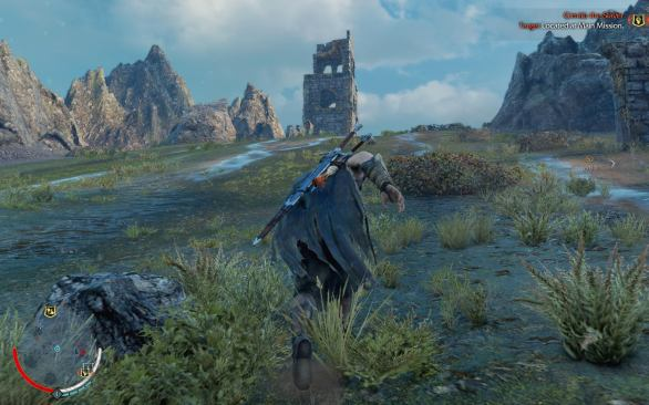 Middle-earth Shadow of Mordor PC gameplay screenshot